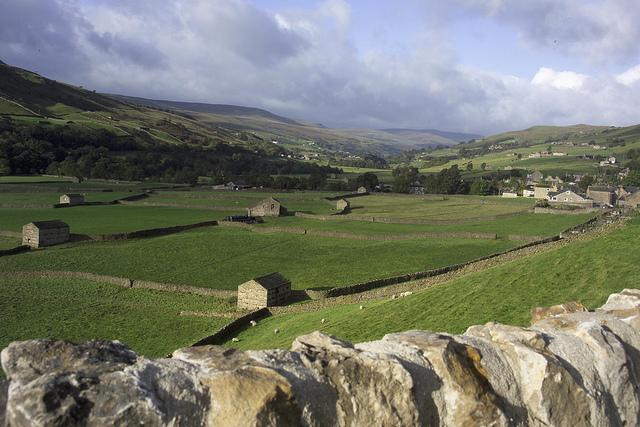 Yorkshire is crowned Europe's best!