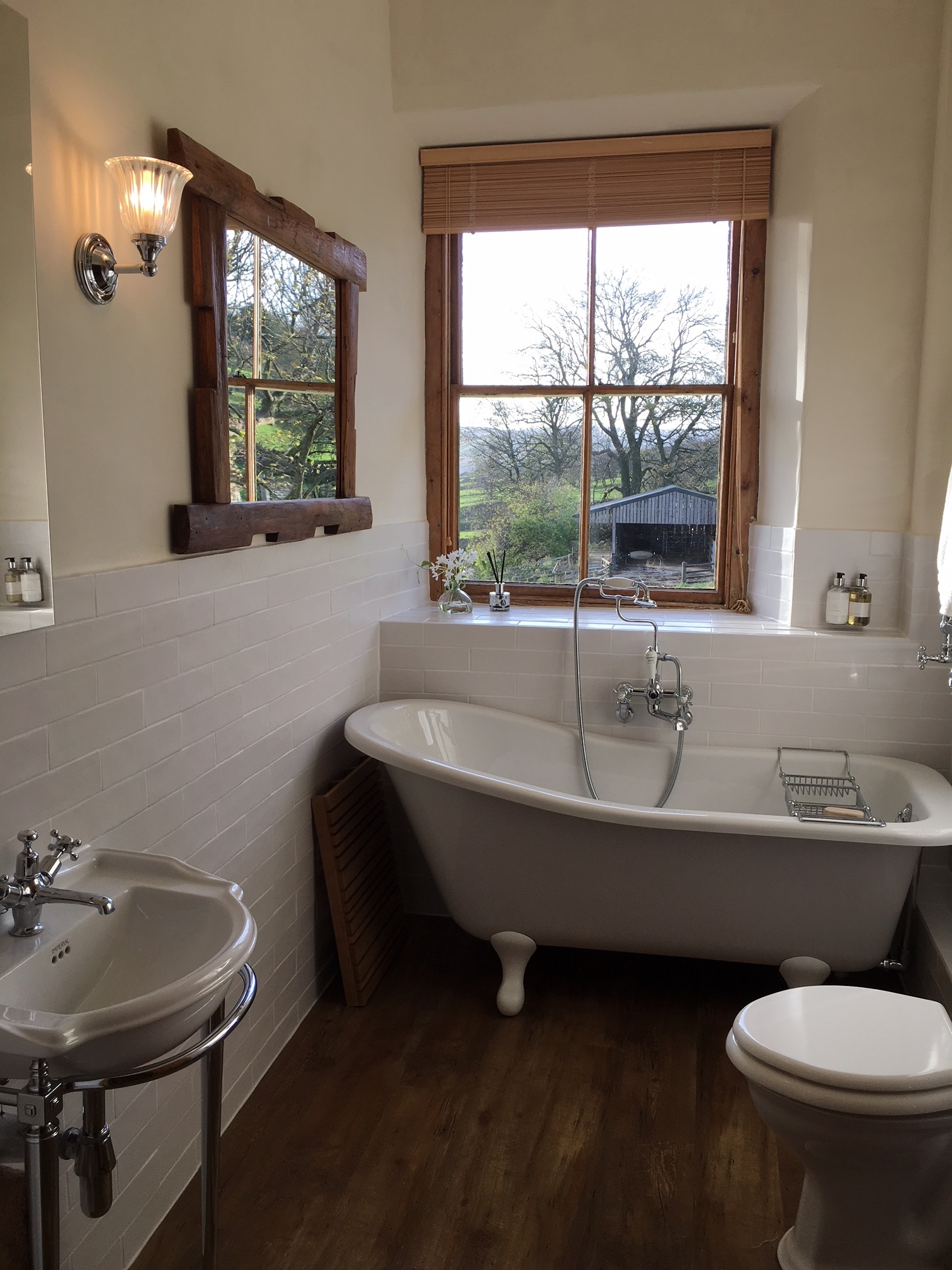 Grand makeover for family bathroom